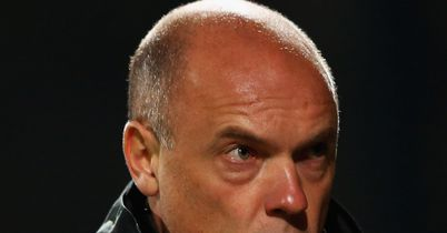 Rosler: Not impressed with referee