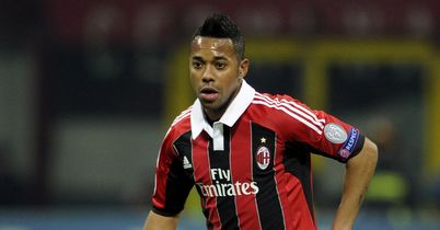 Robinho: Keen on a return to Brazil