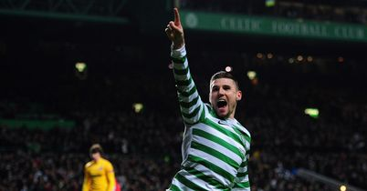Gary Hooper: England honours are firmly in the striker's sights
