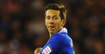 Jon Harley: Suspended for Pompey