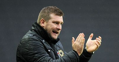 Karl Robinson: MK Dons boss has plenty of work to do