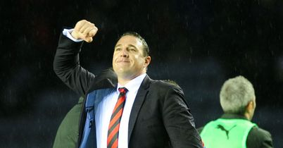 Malky Mackay: Cardiff host Palace on Boxing Day