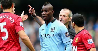 Mario Balotelli: His selection ahead of Tevez baffled many