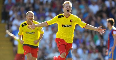 Matej Vydra: Hoping to fire Watford to victory