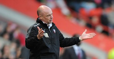 Uwe Rosler: Felt his players were fantastic