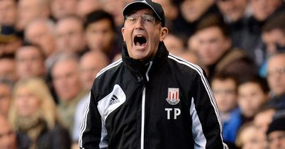 Tony Pulis: Retains the support of most Stoke fans
