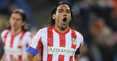 Radamel Falcao: Not ruling out a switch to Italy at some point in the future