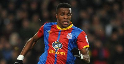 Wilfried Zaha: Scored superb opener for Palace