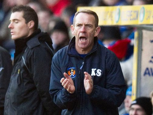 Kenny Shiels: Some sympathy for opponents