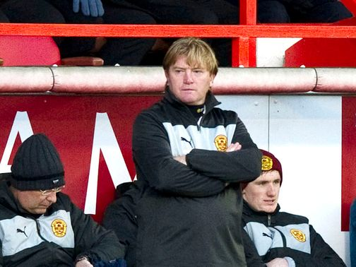 Stuart McCall: This was a big three points for us