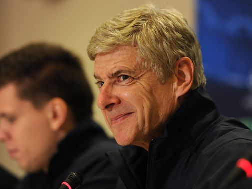 Arsene Wenger: Staying positive