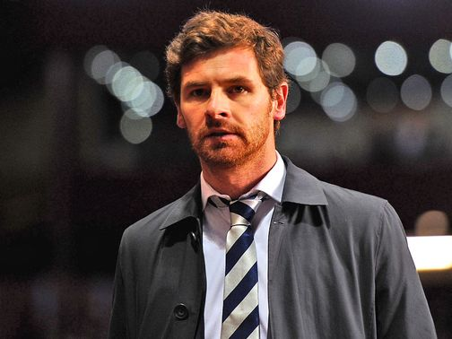 Villas-Boas: Tight race for top-four spot