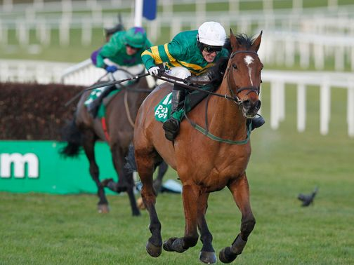 Colbert Station and Tony McCoy land the Paddy Power Chase