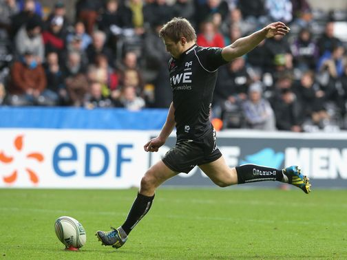 Dan Biggar: Kicked 14 points