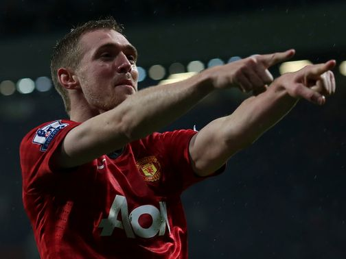 Darren Fletcher: Has undergone surgery