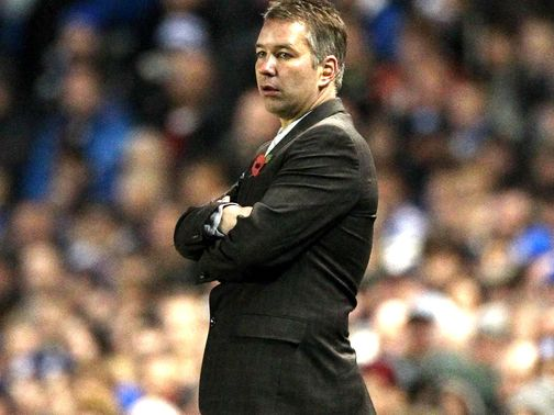 Darren Ferguson: Demanded more