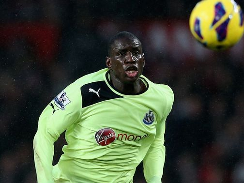 Demba Ba: Has 7million release clause