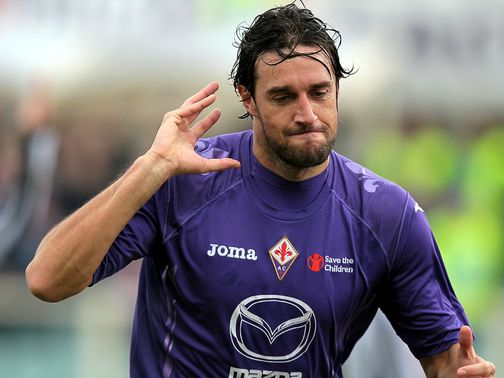 Luca Toni: Has bad memories of his spell in Turin