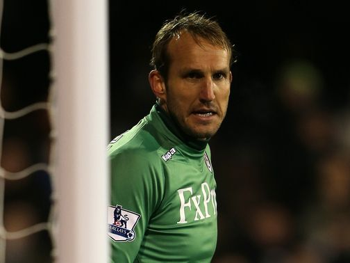 Mark Schwarzer: In talks over a new contract