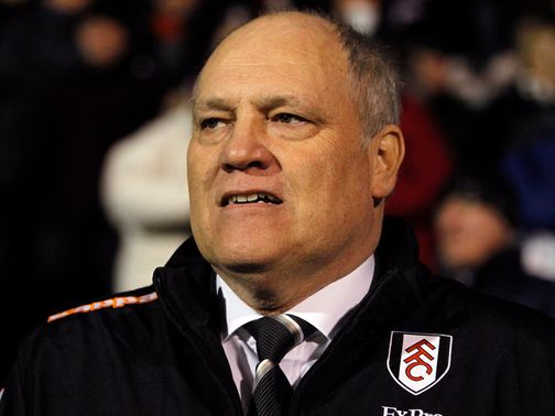 Martin Jol: Southampton clash is a vital game