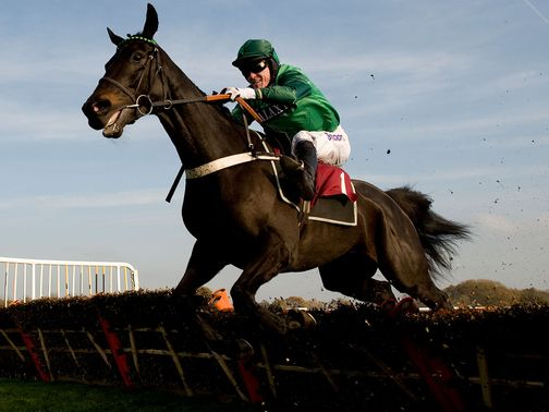 Grandouet: Big player in the Champion Hurdle