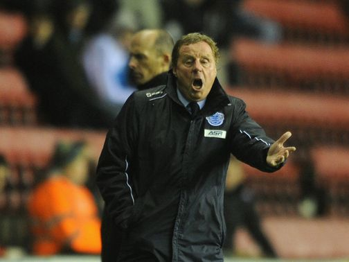 Redknapp: Attacking approach rubbing off at QPR