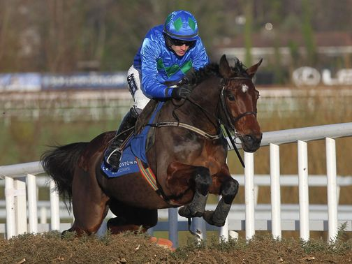 Hurricane Fly: Classy display at Leopardstown