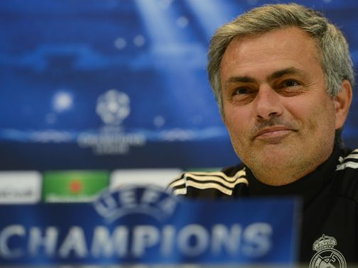 Jose Mourinho: Linked with a switch to PSG