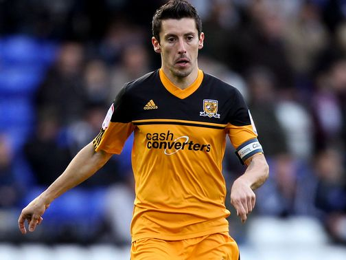 Robert Koren: Opened the scoring for Hull