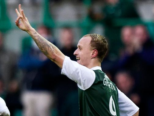 Leigh Griffiths: Currently on loan at Hibs