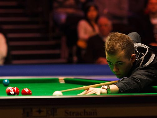 Luca Brecel: Now in the quarter-finals
