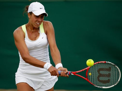 Madison Keys: Will play at next month's Australian Open