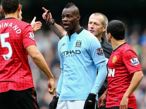 Mario Balotelli: Failed to impress in the Manchester derby