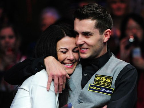 Selby: Beat Murphy to take the title