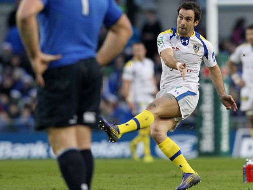 Morgan Parra: Star of the show for Clermont
