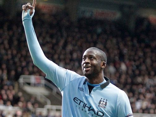 Yaya Toure: Will play at the African Nations Cup