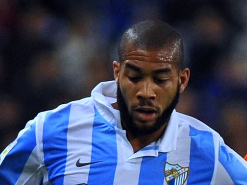 Oguchi Onyewu scored a dramatic late equaliser to ensure Malaga prevented a big upset in the Copa del Rey fifth round