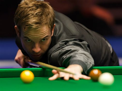 Ali Carter: Worth backing in Berlin