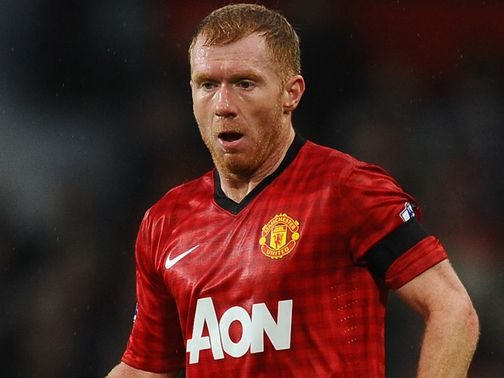 Scholes: Liverpool rivalry is still amongst United&#39;s fiercest
