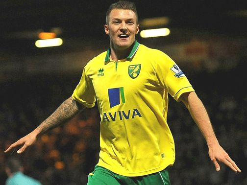 Anthony Pilkington: Handed call-up by Trapattoni