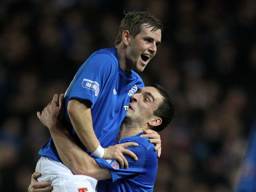Wallace and Templeton: Both key to Rangers' form