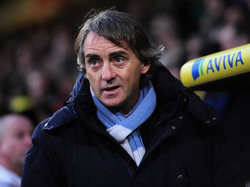 Mancini: Could face a fine or touchline ban for his comments