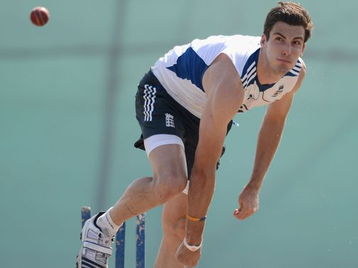 Steven Finn: Relishing the experience of playing India