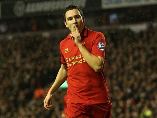 Stewart Downing: Happy with first-team fight