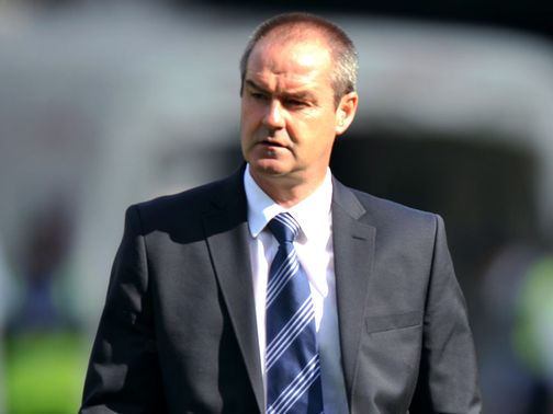 Steve Clarke: Would discuss diving with players