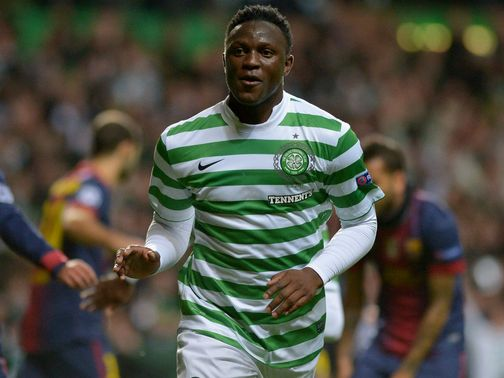 Victor Wanyama: Expecting to see out the season at Celtic