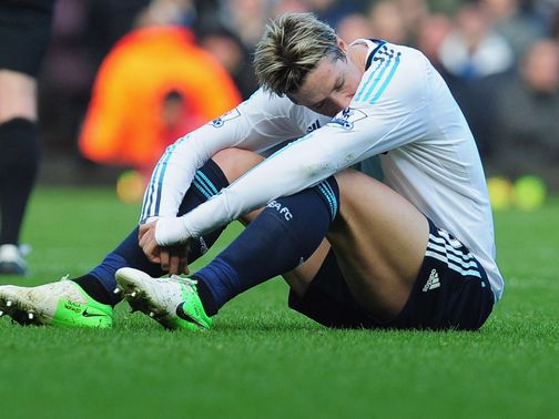 Torres: 10/1 not to score again this season