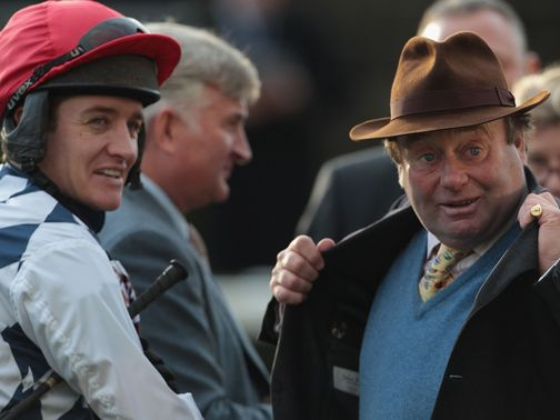 Barry Geraghty and Nicky Henderson have yet to confirm riding plans