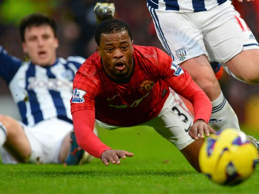 Patrice Evra: Wary of important time of the season