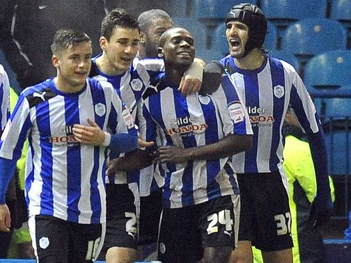 Sheffield Wednesday continue to impress
